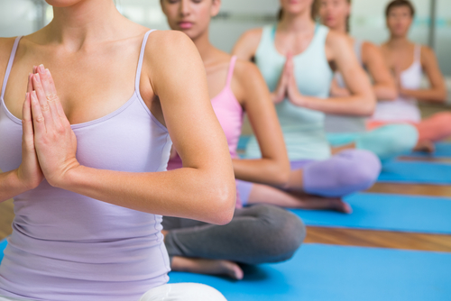 yoga breast cancer radiation therapy