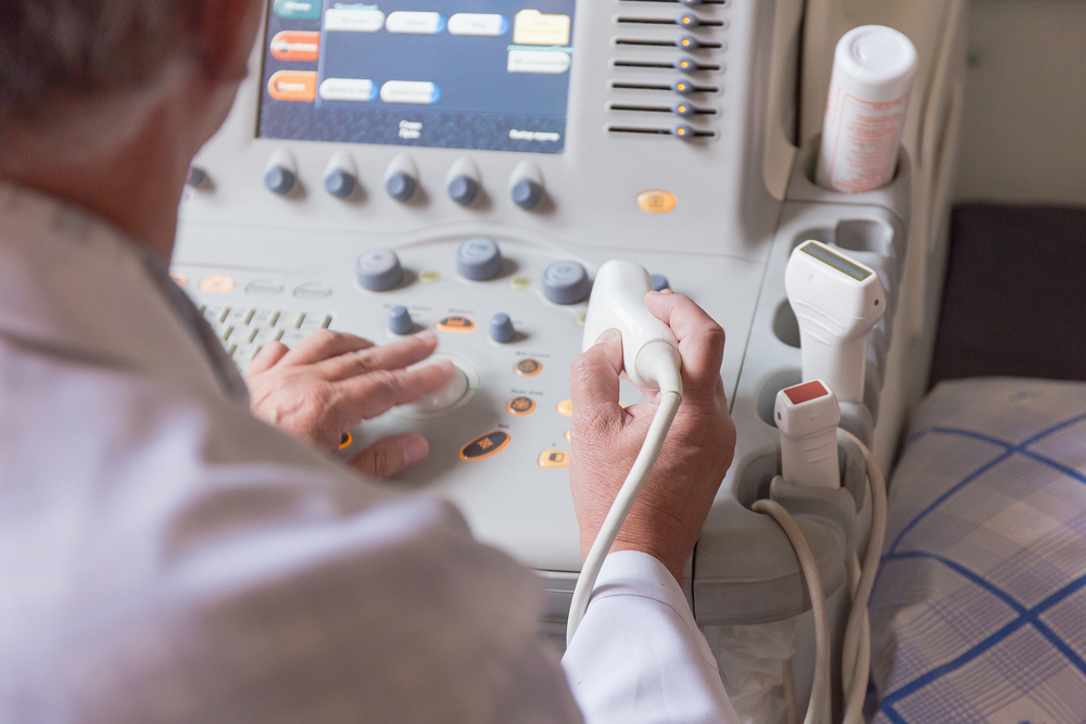 Screening Breast Cancer: Ultrasound Lags Behind MRI